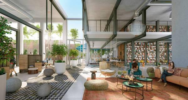 Продажа в Collective 2-Dubai-ОАЭ