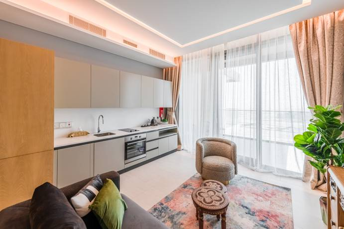 АРЕНДА в SLS Dubai Hotel and Residences-Dubai-ОАЭ