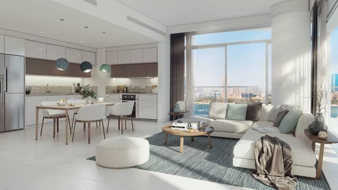 Продажа в Marina Vista-Dubai-ОАЭ