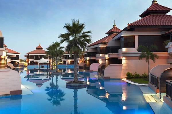 Продажа в Anantara-Dubai-ОАЭ