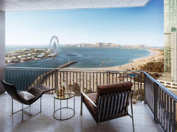 Продажа в Fifty Two Forty Two (52|42)-Dubai-ОАЭ
