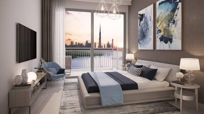 Продажа в 17 Icon Bay Tower-Дубай-ОАЭ