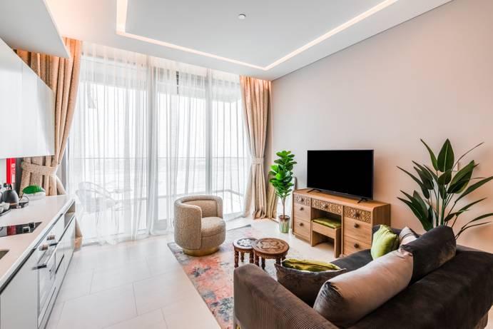 Apartment, rent in SLS Dubai Hotel and Residences Dubai, UAE