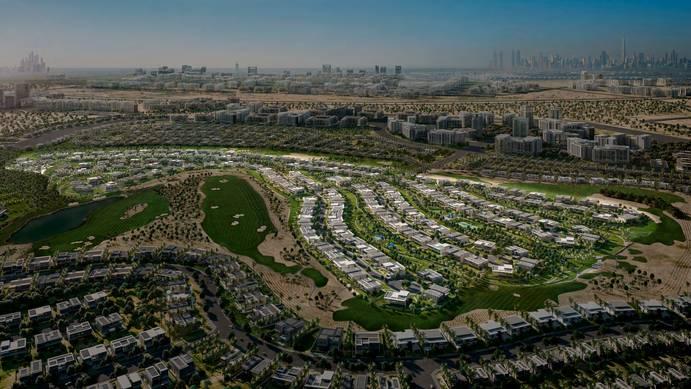 Продажа в Emerald Hills-Дубай-ОАЭ