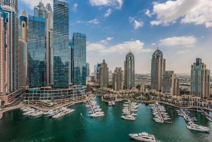 RENT in Marina Terrace-Dubai-UAE