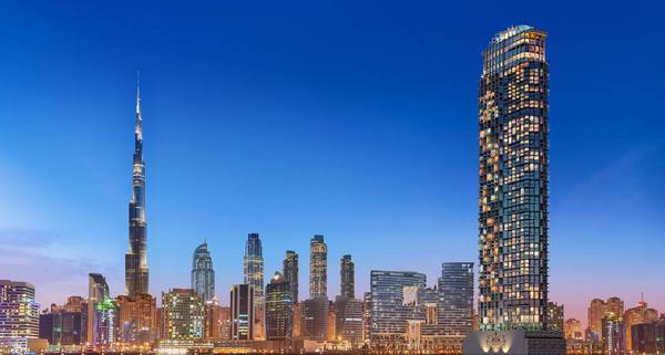 SALE in SLS Dubai Hotel and Residences-Dubai-UAE