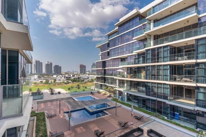 RENT in Golf Terrace A-Dubai-UAE