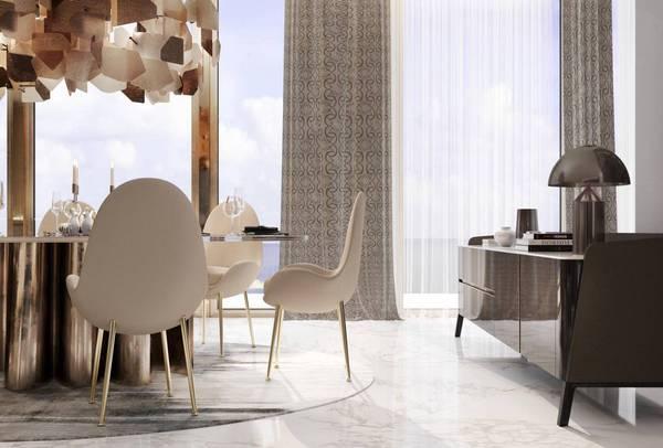 Продажа в Elie Saab Residences-Dubai-ОАЭ