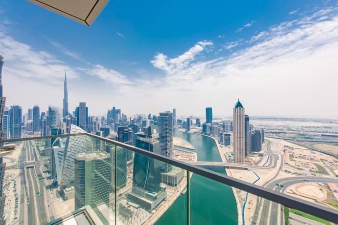 АРЕНДА в Al Habtoor City-Дубай-ОАЭ