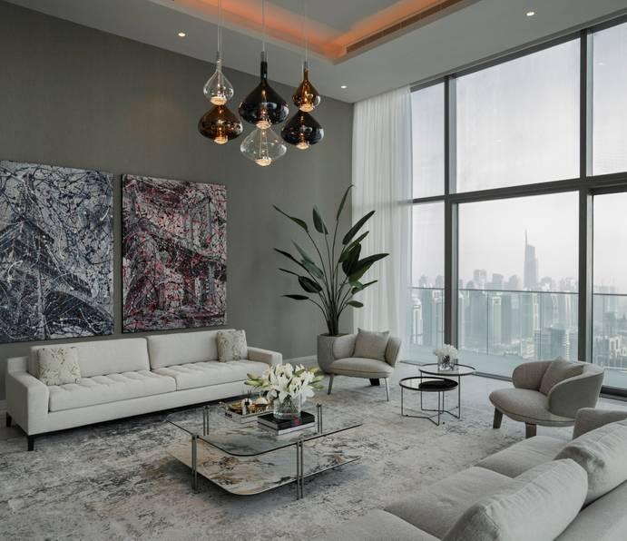 Продажа в Jumeirah Living Marina Gate-Дубай-ОАЭ
