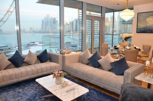 Продажа в Bluewaters Residences-Dubai-ОАЭ