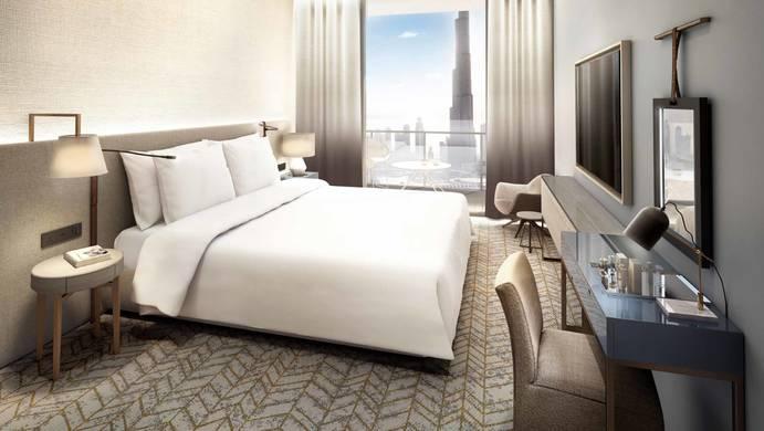 Апартаменты, sale в Vida Residences At Dubai Mall Дубай, ОАЭ