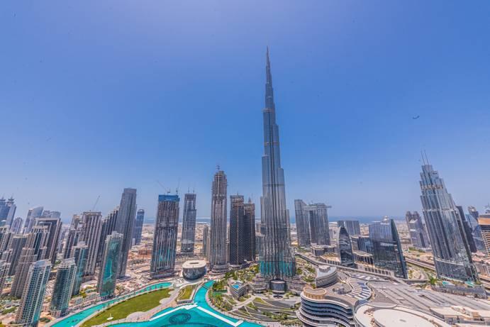 Апартаменты, Аренда в The Address Downtown Дубай, ОАЭ