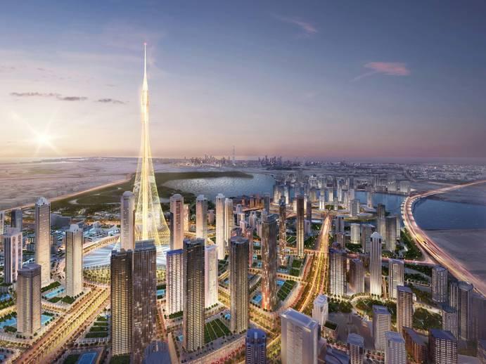 SALE in Creek Horizon-Dubai-UAE