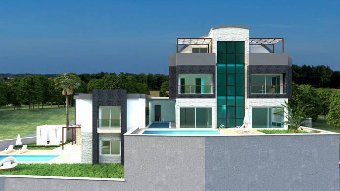 Продажа в Kargıcak-Алания-Europe, Turkey, Alanya