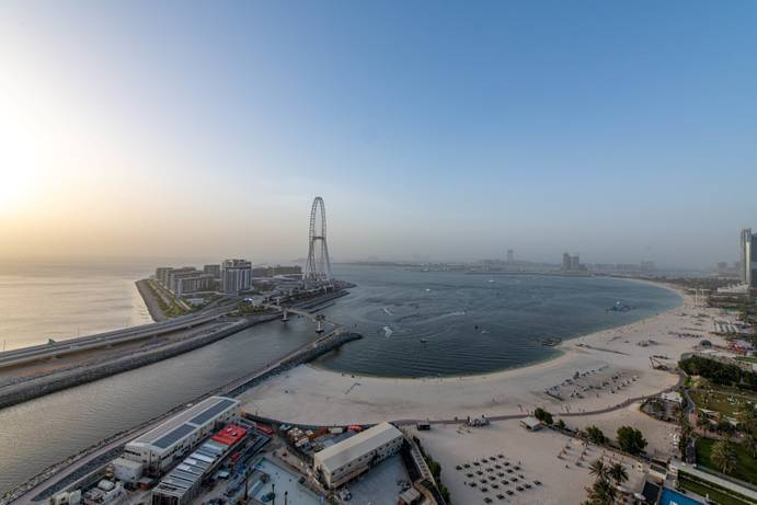 Продажа в The Address Jumeirah Resort and Spa-Дубай-ОАЭ