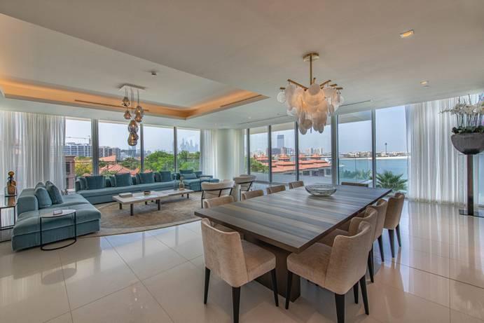 Продажа в Serenia Residences The Palm-Дубай-ОАЭ