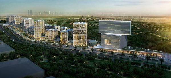 Продажа в Afnan-Dubai-ОАЭ